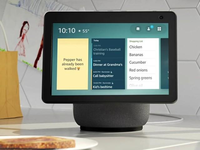 Amazon Alexa bekommt Widgets