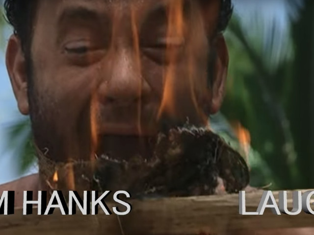 Tom Hanks Laughing Supercut | Ein Clip sorgt für gute Laune
