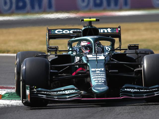 Formel 1: Aston Martin Aston Martin bekennt sich zu Vettel