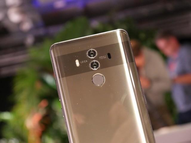 Huawei Mate 10 Pro kommt auf 97 Punkte in DxOMark