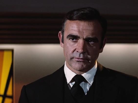 007 #7 | Sean Connerys letzter Auftritt in DIAMANTENFIEBER (1971)