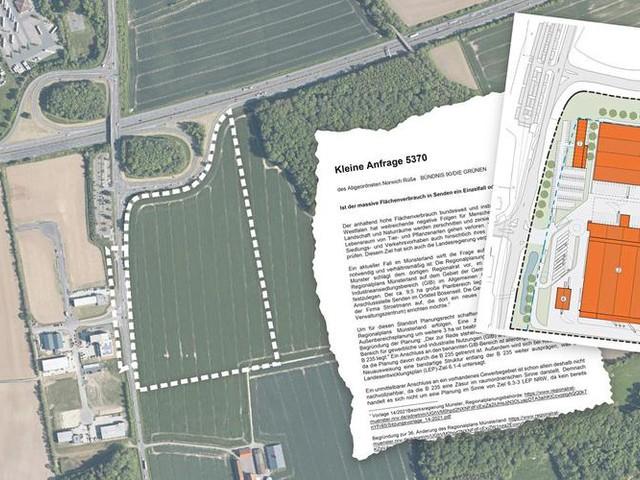 Münsterland: Flächenverbrauch kommt auf den Prüfstand