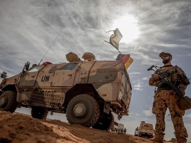 Bundeswehr-Konvoi in Mali von lokaler Armee beschossen