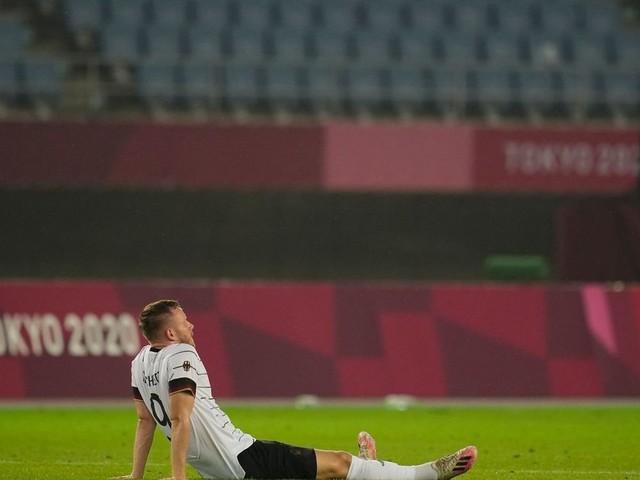 Olympia-Traum für Fußballer geplatzt