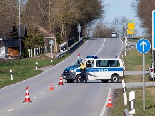 """Corona-Auflagen - """"Kleiner Grenzverkehr"""" zwischen Bayern und Österreich noch nicht freigegeben"""