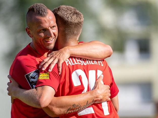 HFC in guter Frühform: Halle siegt klar im Test gegen Lok Leipzig