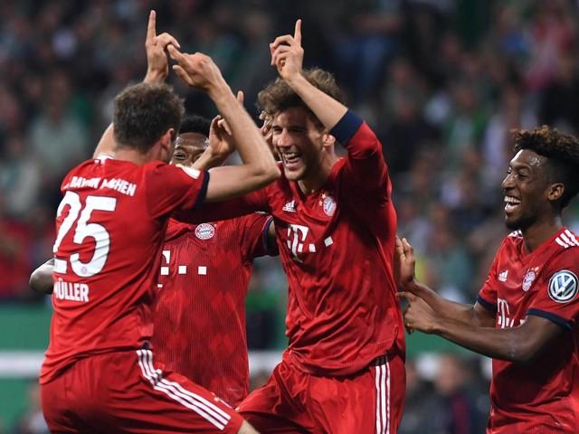 DFB-Pokal: FC Bayern München gewinnt Spektakel gegen Werder Bremen – Finale