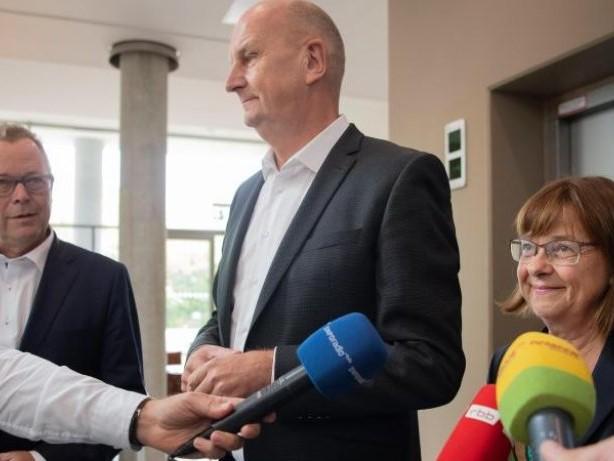 Landtag: Woche der Entscheidung über Koalition in Brandenburg