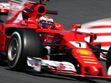 Formel 1 Spanien 2017: Ferrari schlägt am Vormittag zurück