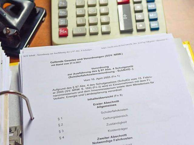 """Münsterland: """"Zu viele bürokratische Hürden"""" bei Fahrtkostenübernahme für Schüler"""