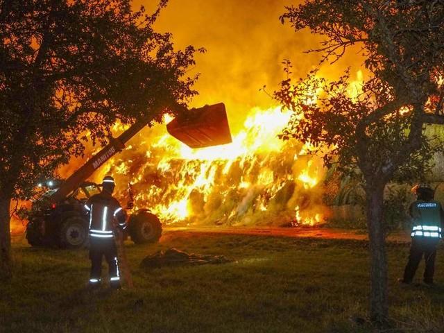 Prozess: Nach Brandstiftungen - Urteil gegen Feuerwehrmann erwartet
