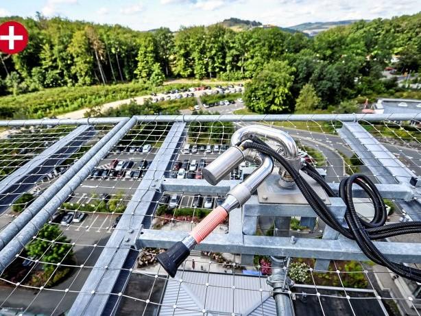 Luftrettung: Siegen: Einblicke in Station des ADAC-Rettungshubschraubers