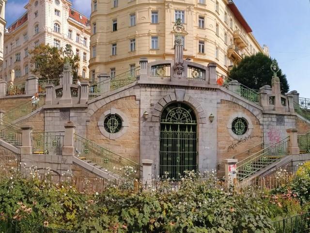Historisch bedeutsam: Wien als Stadt der Stiegen