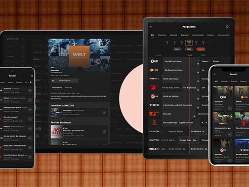 Zattoo: Neue Sender-Pakete mit internationalen Inhalten