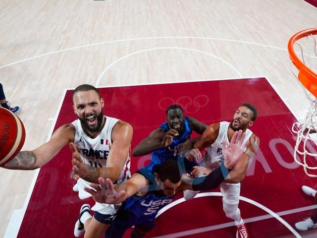 Fehlstart: US-Basketballer verlieren erstes Olympia-Spiel seit 17 Jahren