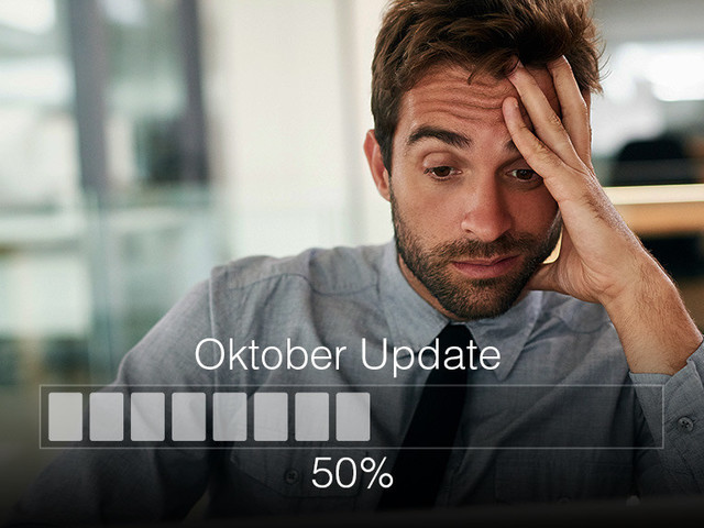 Windows-Fiasko: Probleme beim Oktober-Update lösen!