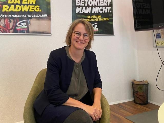 """Grünen-Chefin im Interview: """"Das Verhalten der SPÖ ist unzeitgemäß"""""""