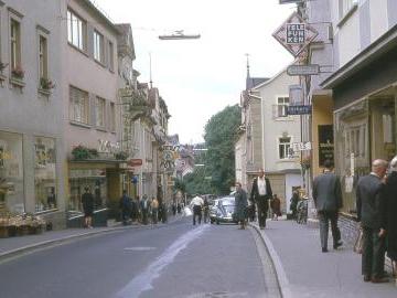 Bad Brückenau: Fußgängerzone vor dem Aus?