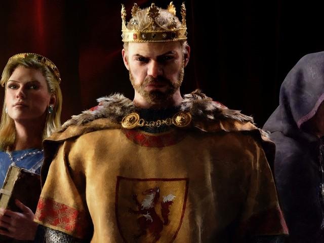 Crusader Kings 3 wird für Xbox Series X S und PlayStation 5 umgesetzt