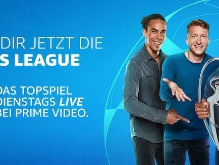 Borussia Dortmund – Sporting Lissabon bei Amazon Prime im Live-Stream