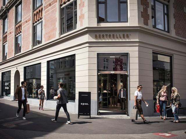 Bekleidungskonzern Bestseller macht 2018/19 mehr Umsatz und weniger Gewinn