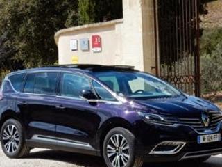 Renault Espace. Fünfte Generation