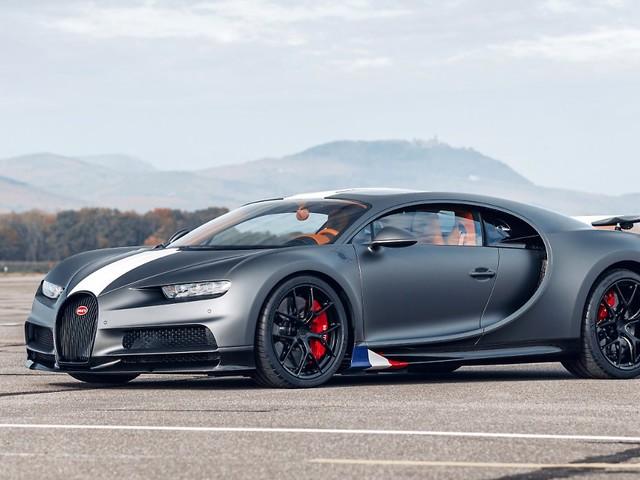 """""""Les Légendes du Ciel"""": Bugatti hat den Himmelsstürmer"""