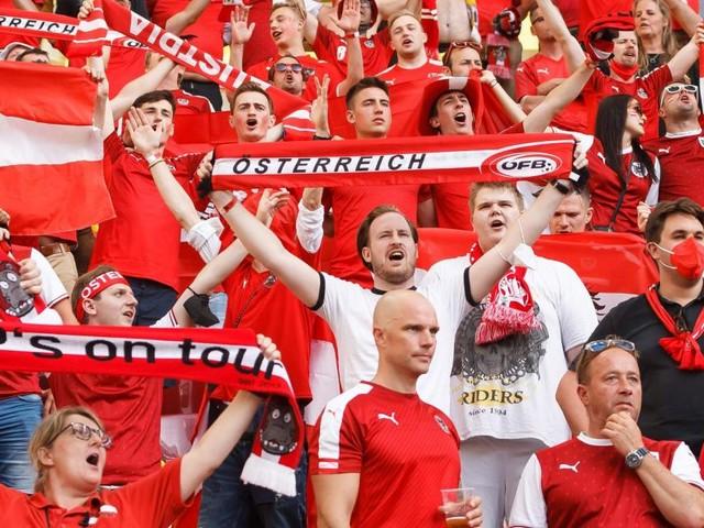 ÖFB-Fans feierten Aufstieg, dürfen aber wohl nicht nach London