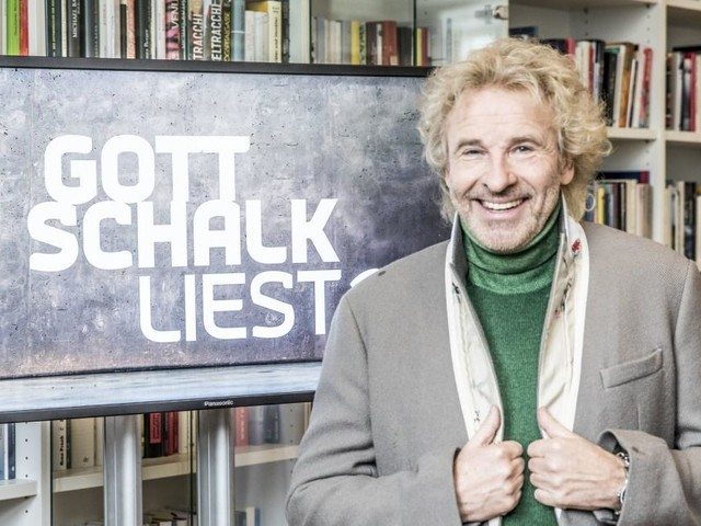"""Gottschalk: Literatursendung gegen die """"Gesamtverblödung"""" im TV"""