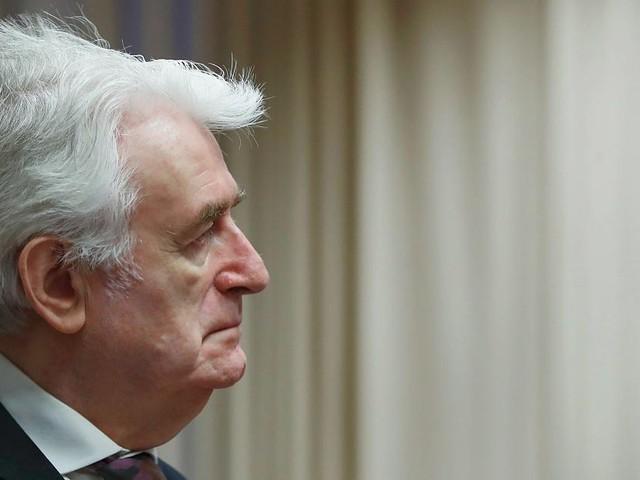 Für Massaker in Srebenica 1995 - Lebenslange Haft für bosnischen Serbenführer Karadzic