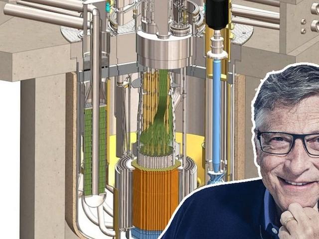 Bill Gates träumt von der Zukunft der Atomkraft – ist sein Traum realistisch?