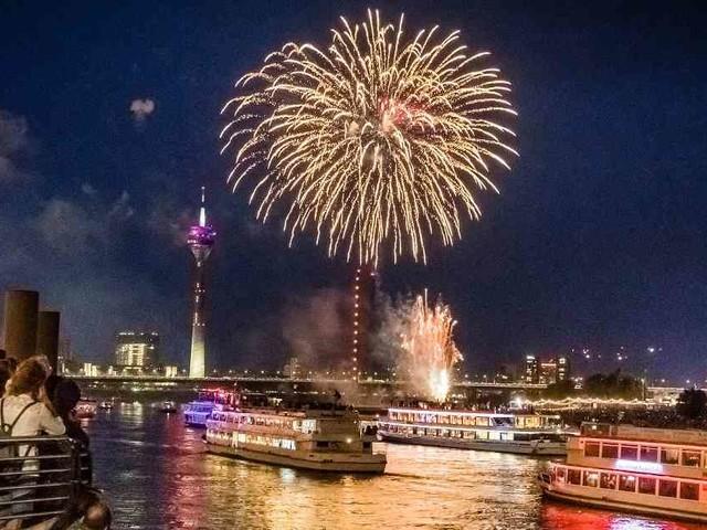 Kirmes, Messen und Sport: Worauf Sie sich in diesem Jahr in Düsseldorf freuen können