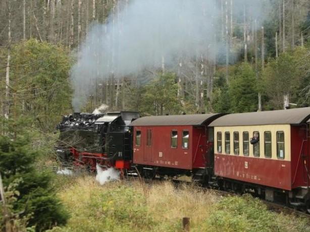 Mit Dampf auf den Gipfel: Seit 30 Jahren wieder per Zug zum Brocken