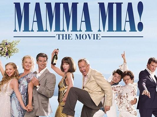 """Wrap Reel zum Ende der Dreharbeiten von """"Mamma Mia 2"""""""