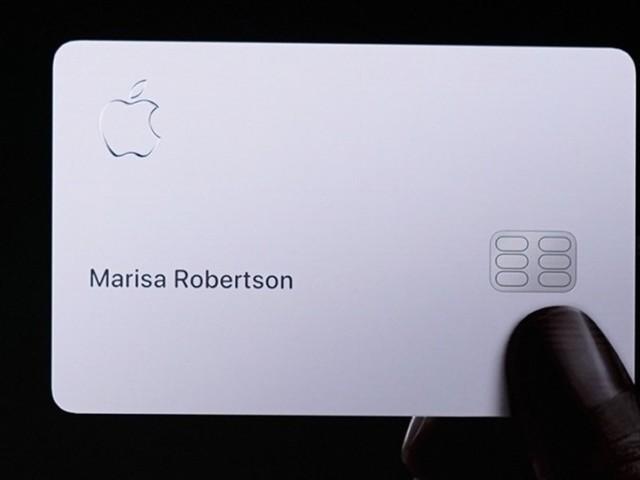 Apple - Bankmanager: Apple-Kreditkarte könnte außerhalb der USA kommen