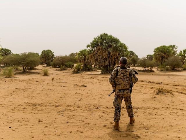 Einheimischer Soldat verletzt: Bundeswehr-Konvoi in Mali beschossen