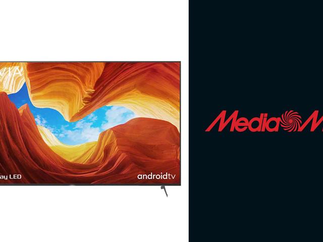 Media Markt: 85-Zoll-TV von Sony gut 380 Euro reduziert