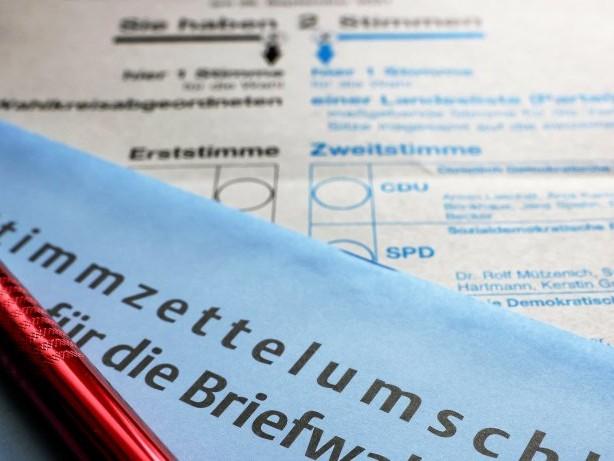 Verzögerungen bei Auszählung?: Ansturm auf die Briefwahl: 25.000 Anträge in Bergedorf