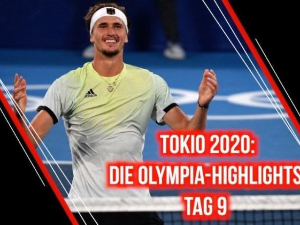 Tag 9: Die Olympia-Highlights aus Tokio
