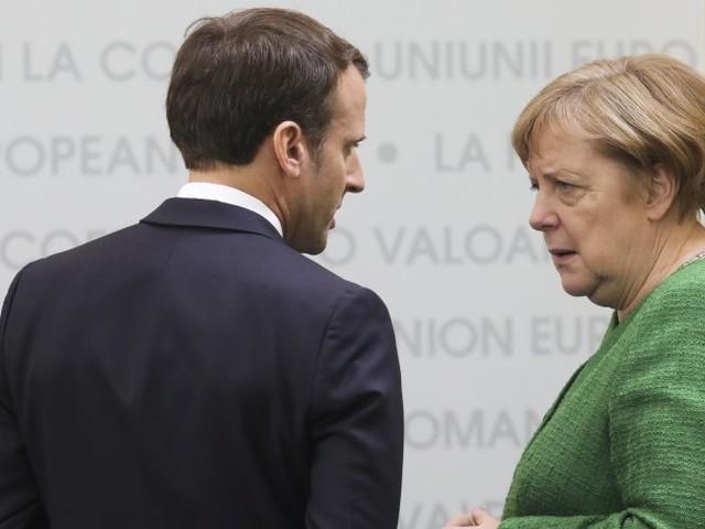 Abkommen mit Südamerika: Merkel brüskiert Macron mit Brief zu Handelsvertrag
