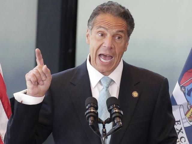 Sexuelle Belästigung: Strafanzeige gegen New Yorks Gouverneur
