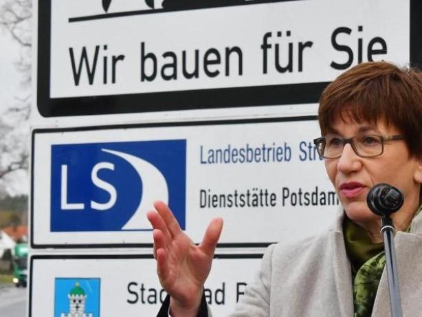 Verkehr: Verkehrsministerin Schneider stellt Straßenbauprogramm vor