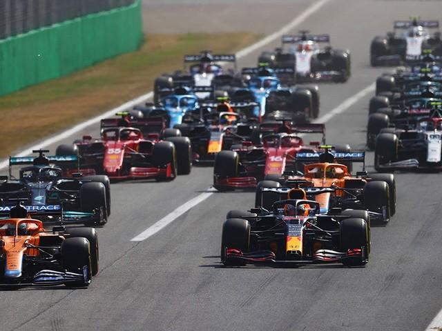 Formel 1: Sprint Sprintrennen in der Kritik