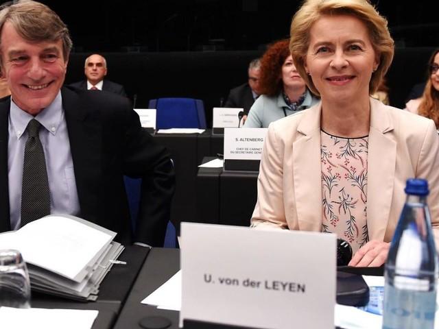 """""""Schutz des Lebensstils"""": Von der Leyen hält vorerst an Namen fest"""