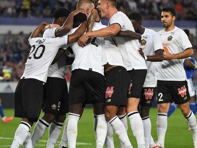Lille gewann Generalprobe für CL-Duell mit Salzburg