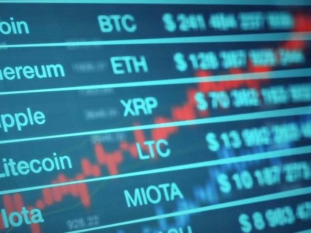- Das sind die Coins der Stunde: Stellar, XRP, IOTA. Bitcoin im negativen Bereich