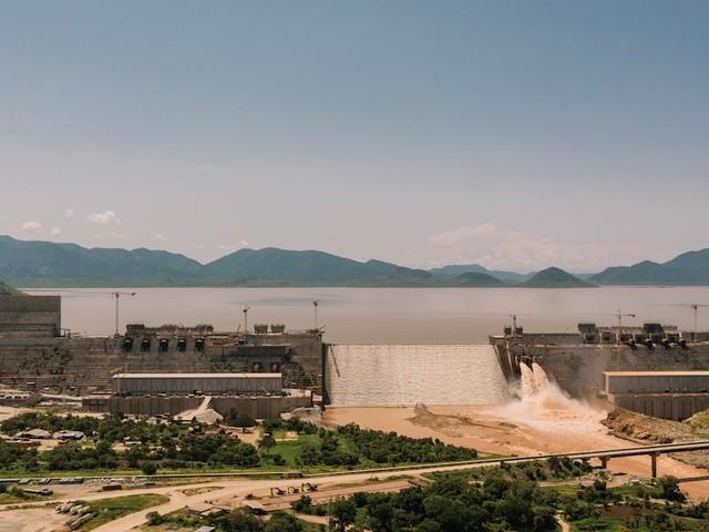 GERD-Projekt - Afrikas größter Staudamm stürzt die Nil-Region in einen erbitterten Streit um Wasser