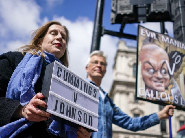 """Großbritannien: """"Zehntausende Menschen sind gestorben, die nicht hätten sterben müssen"""""""