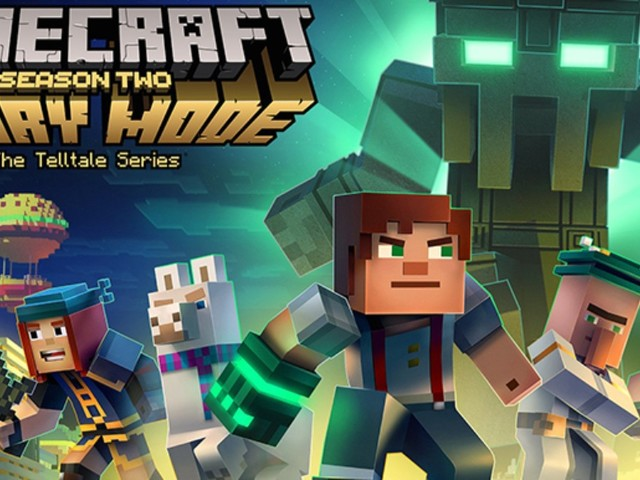 "Minecraft: Story Mode - Season 2: Trailer zur ersten Episode ""Hero in Residence"""