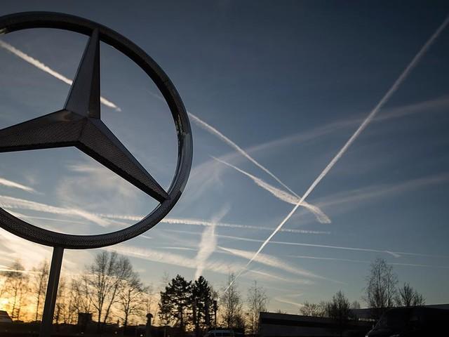 """Abgas-Skandal - """"Durchbruch"""" dank Gerichtsurteil: Jetzt droht Daimler eine Klagewelle"""